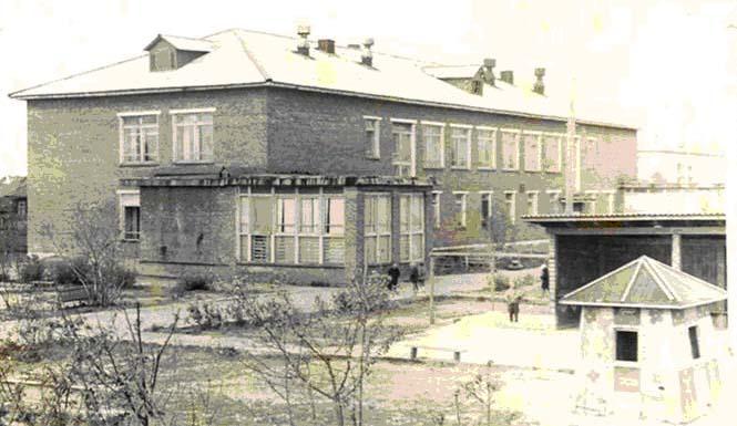 Детский сад №18, 1963 год